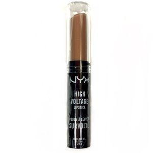 NYX High Voltage Lipstick, Stone, HVLS13 NEW